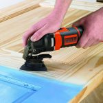 Black and Decker MT MT300SA2-QS, lijar madera
