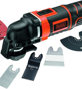 Multiherramienta Black and Decker Oscilante MT300AT-QS
